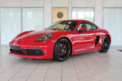 Picture of 2018 Porsche Cayman (718) 2.5 GTS PDK For Sale