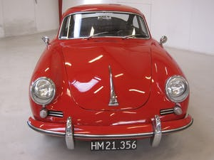 1965 Porsche 356 C Karmann Coupe – one of 1101 produced For Sale (picture 2 of 50)