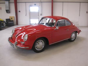 1965 Porsche 356 C Karmann Coupe – one of 1101 produced For Sale (picture 3 of 50)