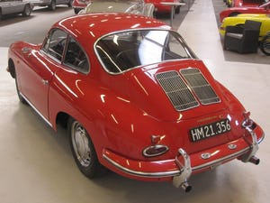 1965 Porsche 356 C Karmann Coupe – one of 1101 produced For Sale (picture 4 of 50)