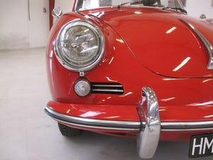 1965 Porsche 356 C Karmann Coupe – one of 1101 produced For Sale (picture 7 of 50)