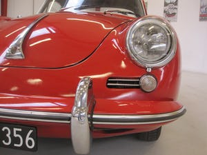 1965 Porsche 356 C Karmann Coupe – one of 1101 produced For Sale (picture 9 of 50)