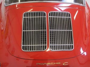 1965 Porsche 356 C Karmann Coupe – one of 1101 produced For Sale (picture 14 of 50)