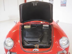 1965 Porsche 356 C Karmann Coupe – one of 1101 produced For Sale (picture 20 of 50)