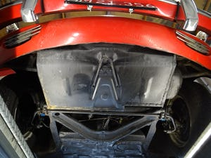 1965 Porsche 356 C Karmann Coupe – one of 1101 produced For Sale (picture 40 of 50)