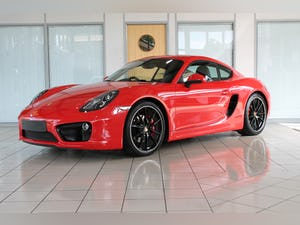 2014 Porsche Cayman (981) 3.4 S - NOW SOLD - STOCK WANTED For Sale (picture 1 of 12)