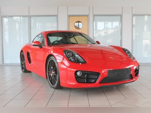 2014 Porsche Cayman (981) 3.4 S - NOW SOLD - STOCK WANTED For Sale (picture 4 of 12)