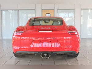 2014 Porsche Cayman (981) 3.4 S - NOW SOLD - STOCK WANTED For Sale (picture 6 of 12)
