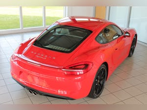 2014 Porsche Cayman (981) 3.4 S - NOW SOLD - STOCK WANTED For Sale (picture 7 of 12)
