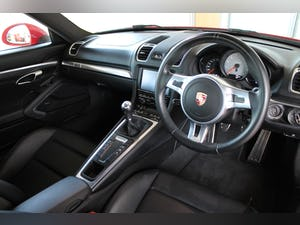 2014 Porsche Cayman (981) 3.4 S - NOW SOLD - STOCK WANTED For Sale (picture 8 of 12)
