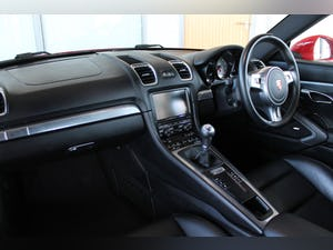 2014 Porsche Cayman (981) 3.4 S - NOW SOLD - STOCK WANTED For Sale (picture 10 of 12)