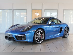 2015 Porsche Cayman (981) 3.4 GTS - NOW SOLD - STOCK WANTED For Sale (picture 1 of 12)