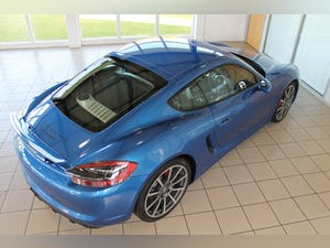 2015 Porsche Cayman (981) 3.4 GTS - NOW SOLD - STOCK WANTED For Sale (picture 7 of 12)