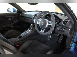 2015 Porsche Cayman (981) 3.4 GTS - NOW SOLD - STOCK WANTED For Sale (picture 8 of 12)