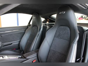 2015 Porsche Cayman (981) 3.4 GTS - NOW SOLD - STOCK WANTED For Sale (picture 10 of 12)