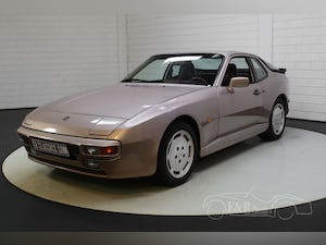 Porsche 944S Coupe   European car   Manual gearbox   1987 For Sale (picture 5 of 8)