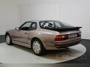Porsche 944S Coupe   European car   Manual gearbox   1987 For Sale (picture 6 of 8)