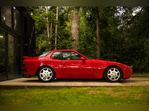 1990 PORSCHE 944 TURBO // EXCEPTIONAL SHOW CONDITION For Sale (picture 6 of 12)