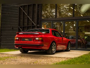 1990 PORSCHE 944 TURBO // EXCEPTIONAL SHOW CONDITION For Sale (picture 7 of 12)