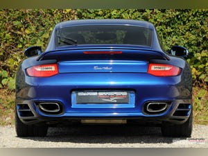 2009 RESERVED (2010 MY) Porsche 997 (911) Gen II Turbo PDK coupe For Sale (picture 4 of 12)