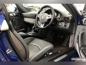 2009 RESERVED (2010 MY) Porsche 997 (911) Gen II Turbo PDK coupe For Sale (picture 8 of 12)