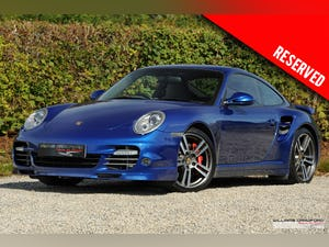 2009 RESERVED (2010 MY) Porsche 997 (911) Gen II Turbo PDK coupe For Sale (picture 1 of 12)