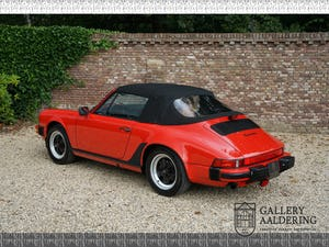 1988 Porsche 911 3.2 Carrera Very well maintained, low kilometres For Sale (picture 2 of 6)