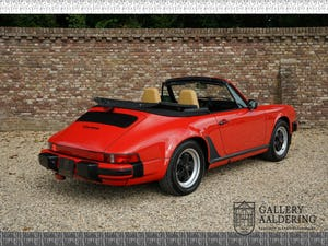 1988 Porsche 911 3.2 Carrera Very well maintained, low kilometres For Sale (picture 4 of 6)