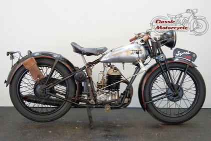 Picture of Puch 250 Sport 1932 250cc 2 cyl ts For Sale