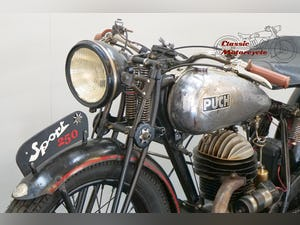 Puch 250 Sport 1932 250cc 2 cyl ts For Sale (picture 8 of 10)