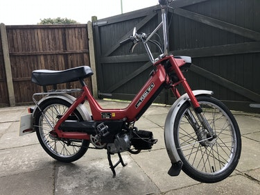 Picture of 1980 Puch moped For Sale