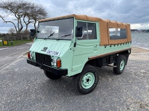 1976 Steyr-Puch Pinzgauer - Lovely Restored Example For Sale by Auction (picture 1 of 8)
