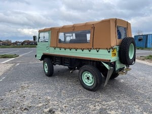 1976 Steyr-Puch Pinzgauer - Lovely Restored Example For Sale by Auction (picture 3 of 8)