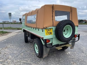 1976 Steyr-Puch Pinzgauer - Lovely Restored Example For Sale by Auction (picture 4 of 8)