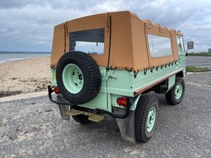 1976 Steyr-Puch Pinzgauer - Lovely Restored Example For Sale by Auction (picture 5 of 8)