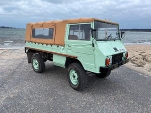 1976 Steyr-Puch Pinzgauer - Lovely Restored Example For Sale by Auction (picture 6 of 8)