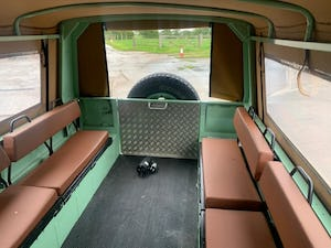 1976 Steyr-Puch Pinzgauer - Lovely Restored Example For Sale by Auction (picture 8 of 8)