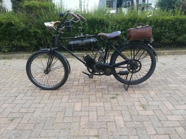 Picture of 1904 For Sale Rare PUCH Model LM 123 cc For Sale