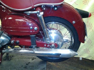 1955 Puch 250 sgs for sale For Sale (picture 4 of 5)