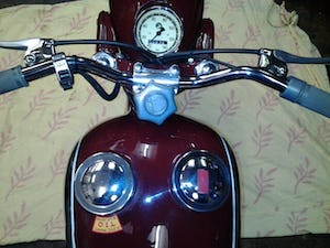 1955 Puch 250 sgs for sale For Sale (picture 5 of 5)