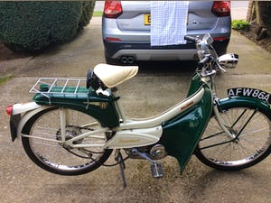 Excellent  1963 Raleigh RM6 SOLD (picture 3 of 6)