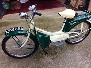 Excellent  1963 Raleigh RM6 SOLD (picture 5 of 6)
