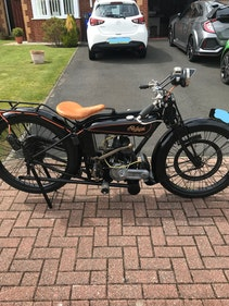 Picture of 1926 Raleigh model 16 350cc flat tanker For Sale