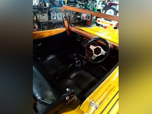 1990 Reliant Tempest  Dellow Liege trials convertible For Sale (picture 6 of 12)