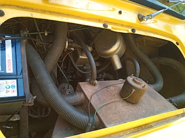 Picture of 1971 Reliant Regal Supervan three Trotter For Sale