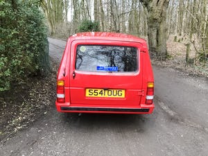 1998 Robin mk2 Van For Sale (picture 9 of 12)