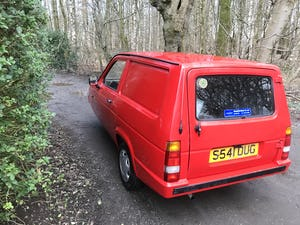 1998 Robin mk2 Van For Sale (picture 10 of 12)