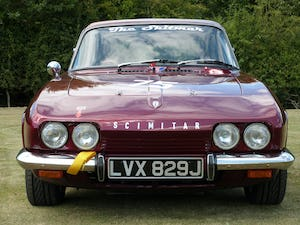 1971 Competition Scimitar GTE5 For Sale (picture 9 of 12)