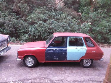 Picture of 1972 Solid classic renault 6 For Sale