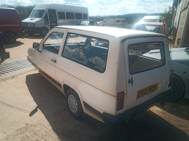 Picture of 1985 Reliant Rialto estate b1 For Sale